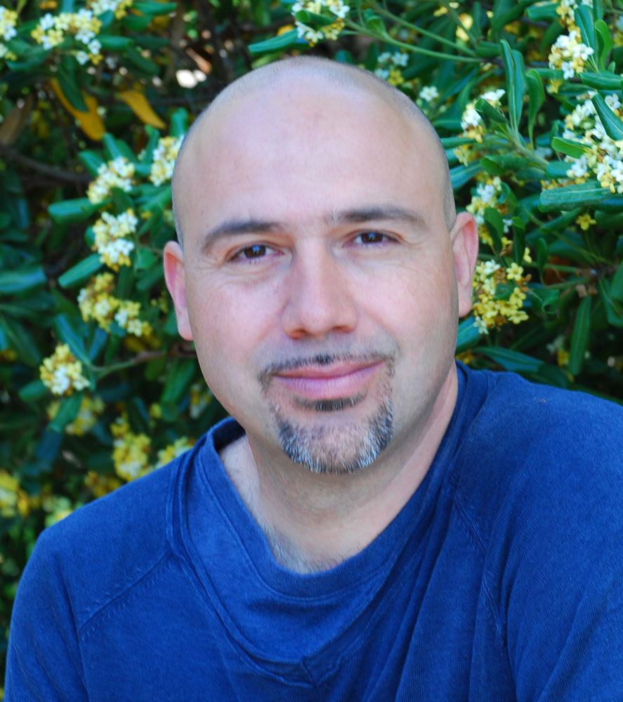 Xavi Callejo Amat creador del proyecto Consciencia Arbórea