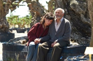 Fotograma de la película 'El Olivo', de Iciar Bollain. Foto: José Haro.