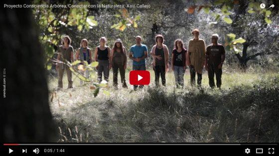 sVideo del Proyecto Consciencia Arbórea, restaura tu vínculo con la Naturaleza